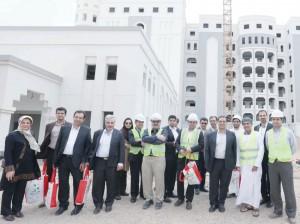 سفر شرکت های دانش بنیان شهرک علمی و تحقیقاتی به عمان